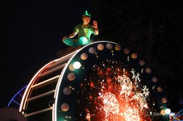 Pixar Pier Media Event - Paint the Night with Incredibles Float-8
