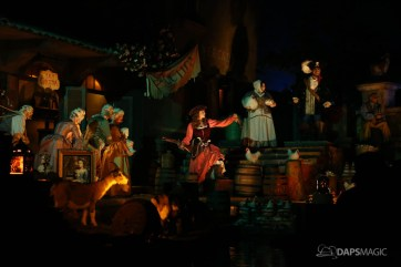 Updated Pirates of the Caribbean at Disneyland-3