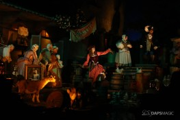 Updated Pirates of the Caribbean at Disneyland-4