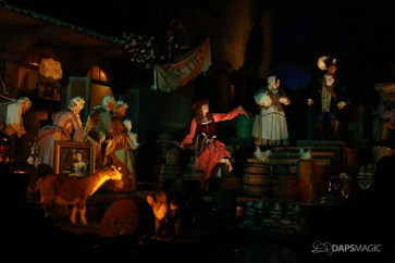 Updated Pirates of the Caribbean at Disneyland-4
