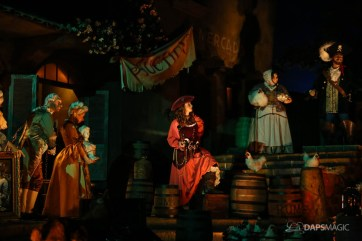 Updated Pirates of the Caribbean at Disneyland-5