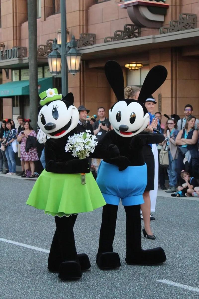 Disney FanDaze - Oswald & Ortensia