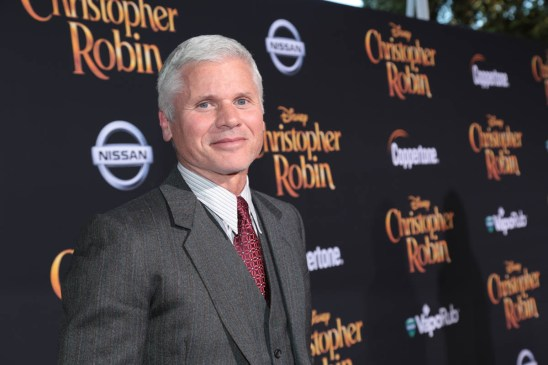 "Producer Brigham Taylor attends the world premiere of Disney's ""Christopher Robin"" at the Main Theater on the Walt Disney Studios lot in Burbank, CA on July 30, 2018. (Photo: Alex J. Berliner/ABImages)"