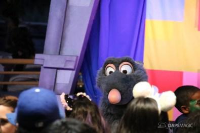 Pixar Pals Dance Party - Tomorrowland Terrace - Disneyland's Pixar Fest
