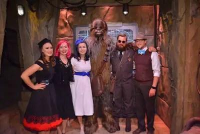DAPS MAGIC Team on Star Wars Day