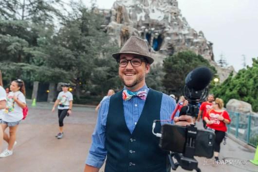 2018 CHOC Walk in the Park at Disneyland - Photo by Megan Ewbank