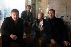 """Glass Tiger (""""Don't Forget Me [When I'm Gone]"""") will perform Sept. 6-7 at America Gardens Theatre at 5:30, 6:45 and 8 p.m. during the 23rd Epcot International Food & Wine Festival """"Eat to the Beat"""" concert series. Performances are included with Epcot admission. (Disney)"""