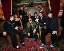 """Jim Belushi and the Sacred Hearts (known for their soulful rhythm & blues covers) will perform Oct. 1-2 at America Gardens Theatre at 5:30, 6:45 and 8 p.m. during the 23rd Epcot International Food & Wine Festival """"Eat to the Beat"""" concert series. Performances are included with Epcot admission. (Disney)"""