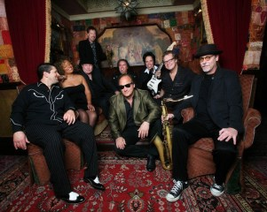 "Jim Belushi and the Sacred Hearts (known for their soulful rhythm & blues covers) will perform Oct. 1-2 at America Gardens Theatre at 5:30, 6:45 and 8 p.m. during the 23rd Epcot International Food & Wine Festival ""Eat to the Beat"" concert series. Performances are included with Epcot admission. (Disney)"