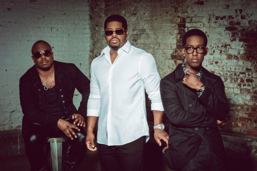 """Boyz II Men (""""End of the Road"""") will perform Nov. 5-7 at America Gardens Theatre at 5:30, 6:45 and 8 p.m. during the 23rd Epcot International Food & Wine Festival """"Eat to the Beat"""" concert series. Performances are included with Epcot admission. (Disney)"""