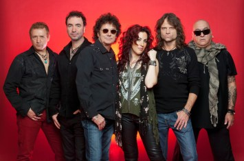 "Starship featuring Mickey Thomas (""We Built This City"") will perform Oct. 26-28 at America Gardens Theatre at 5:30, 6:45 and 8 p.m. during the 23rd Epcot International Food & Wine Festival ""Eat to the Beat"" concert series. Performances are included with Epcot admission. (Disney)"