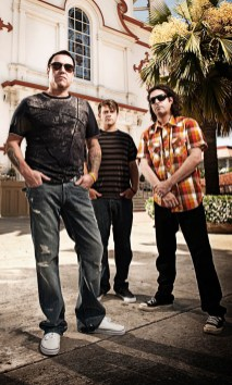 """Smash Mouth (""""All Star"""") will perform Oct. 13-14 at America Gardens Theatre at 5:30, 6:45 and 8 p.m. during the 23rd Epcot International Food & Wine Festival """"Eat to the Beat"""" concert series. Performances are included with Epcot admission. (Disney)"""