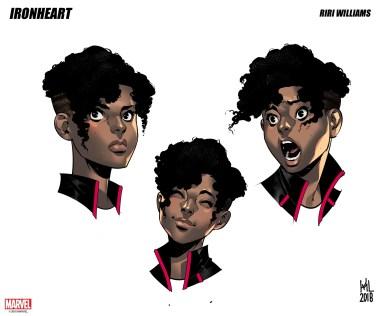 IRONHEART RIRI by Kevin Libranda