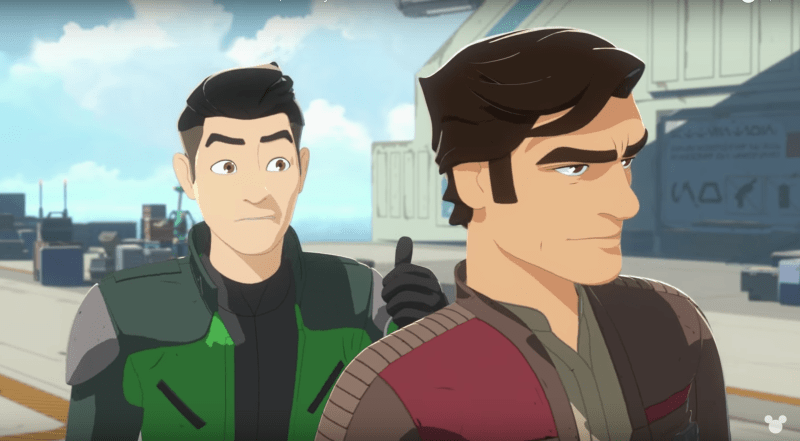 Star Wars: Resistance Trailer