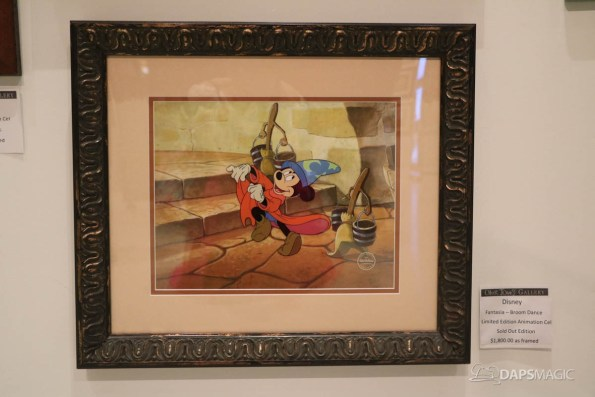 Snow White to Star Wars - A Disney Fine Art Exhibit at the Chuck Jones Gallery-16