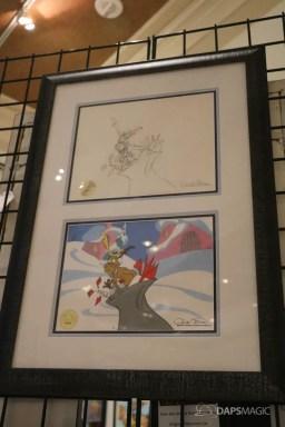Snow White to Star Wars - A Disney Fine Art Exhibit at the Chuck Jones Gallery-2