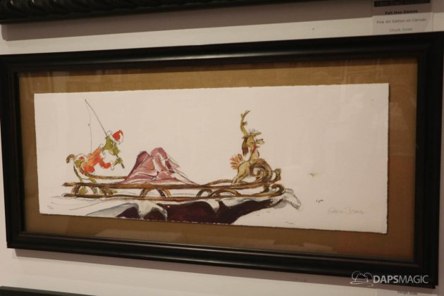 Snow White to Star Wars - A Disney Fine Art Exhibit at the Chuck Jones Gallery-46