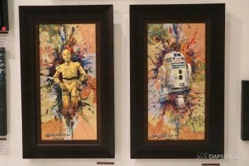 Snow White to Star Wars - A Disney Fine Art Exhibit at the Chuck Jones Gallery-8