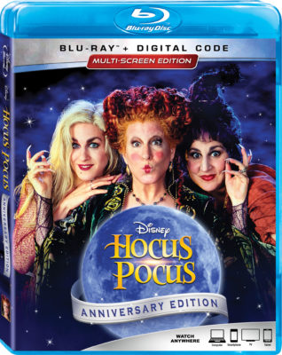Hocus Pocus - Blu-Ray Box Art