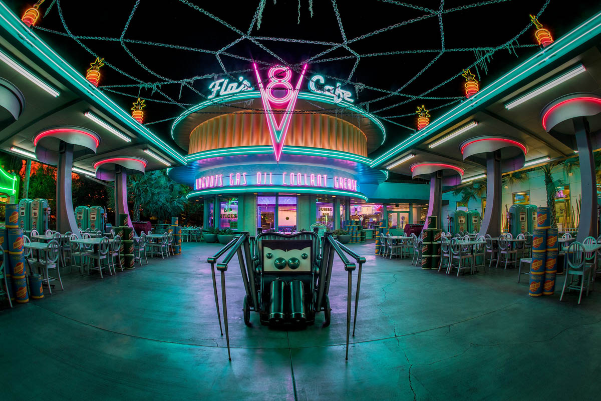 Enjoy a Hauntedly Honkin' Haul-O-Ween in Cars Land until October 31 with these Fun Facts from Disney California Adventure Park