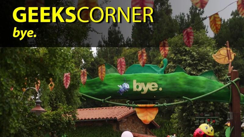 bye. - GEEKS CORNER - Episode 849