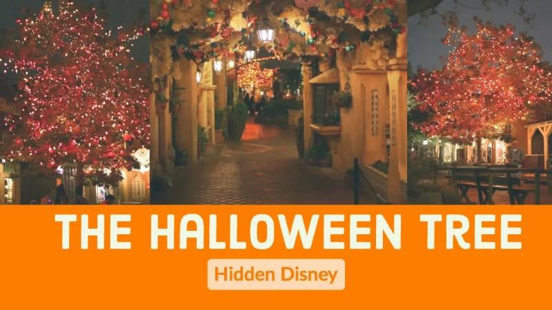 The Halloween Tree: Hidden Disney