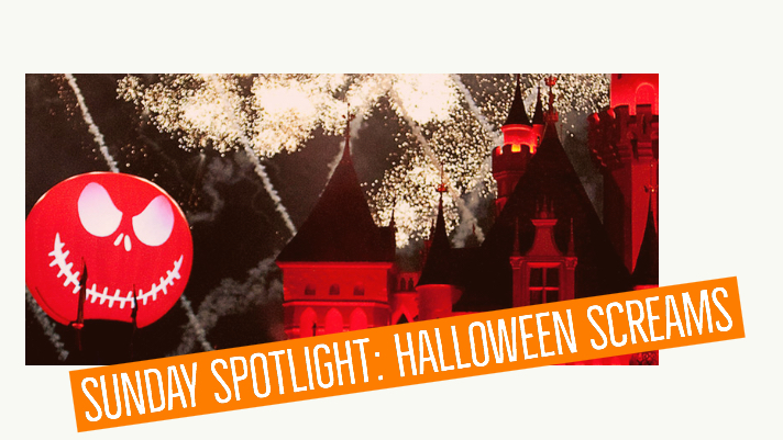 sunday spotlight halloween screams