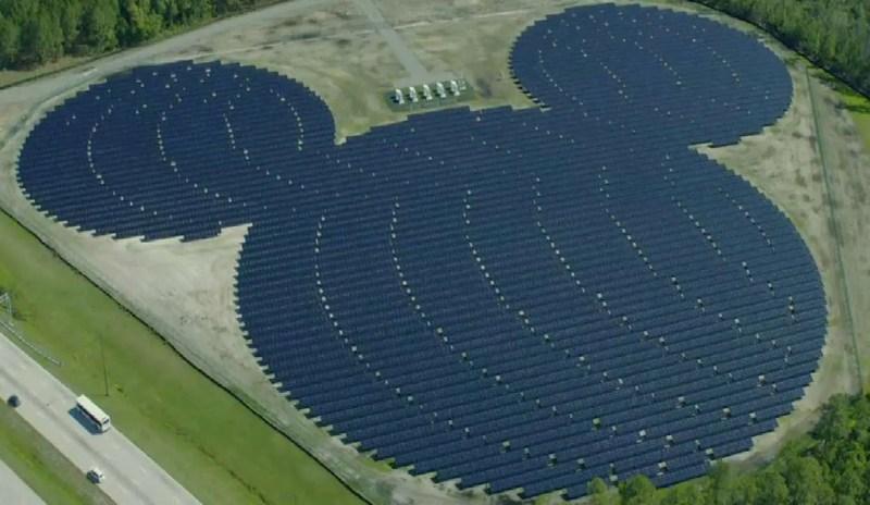 Disney to Launch Solar Panel Farm Capable of Powering Two Walt Disney World Resort Theme Parks!