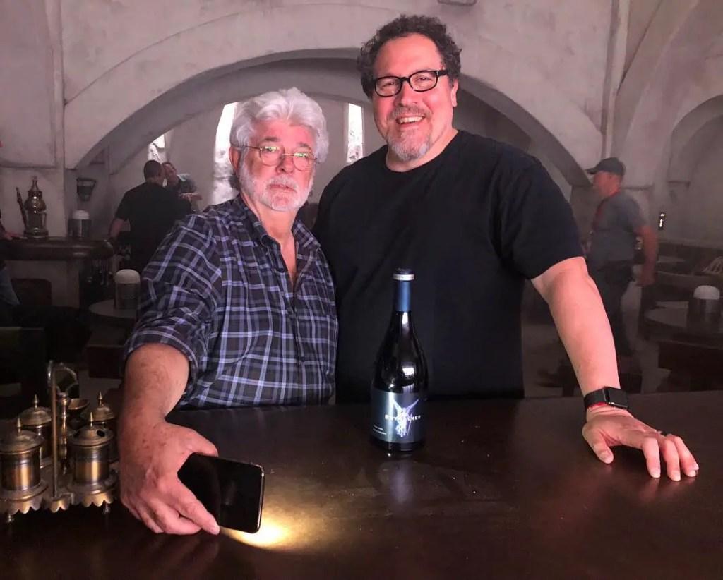 George Lucas & Jon Favreau - The Mandalorian