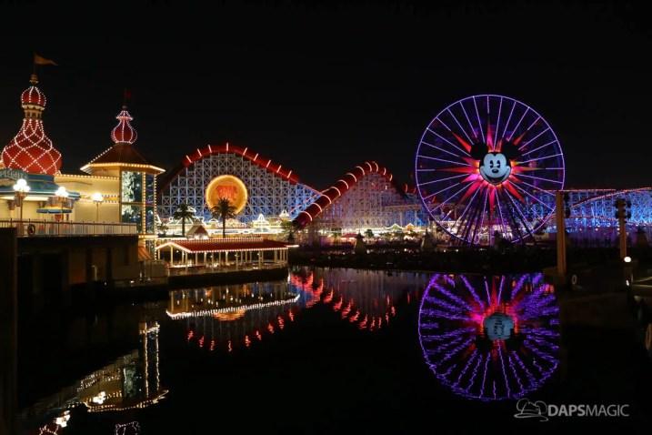 Halloween Time at Night at Disney California Adventure-1