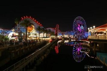 Halloween Time at Night at Disney California Adventure-2