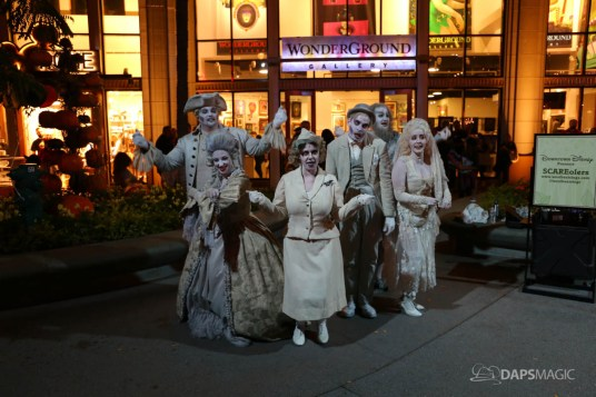 SCAREolers - Downtown Disney District - Westbeat Sings-10