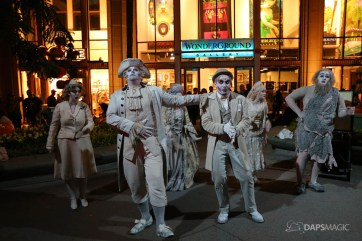 SCAREolers - Downtown Disney District - Westbeat Sings-17