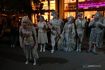 SCAREolers - Westbeat Sings - Downtown Disney District-30
