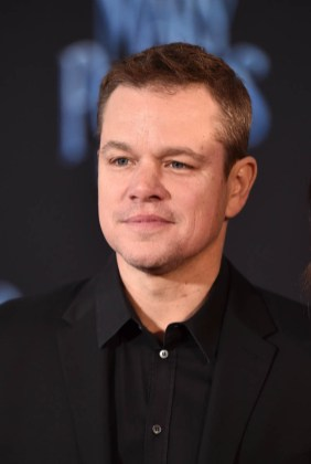 HOLLYWOOD, CA - NOVEMBER 29: Matt Damon attends Disney's 'Mary Poppins Returns' World Premiere at the Dolby Theatre on November 29, 2018 in Hollywood, California. (Photo by Alberto E. Rodriguez/Getty Images for Disney) *** Local Caption *** Matt Damon