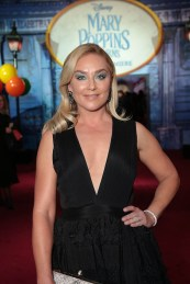 Elisabeth Röhm attends The World Premiere of Disney's Mary Poppins Returns at the Dolby Theatre in Hollywood, CA on Wednesday, November 29, 2018 (Photo: Alex J. Berliner/ABImages)