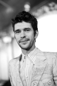 HOLLYWOOD, CA - NOVEMBER 29: (EDITORS NOTE: Image has been shot in black and white. No color version available) Actor Ben Whishaw attends Disney's 'Mary Poppins Returns' World Premiere at the Dolby Theatre on November 29, 2018 in Hollywood, California. (Photo by Charley Gallay/Getty Images for Disney) *** Local Caption *** Ben Whishaw