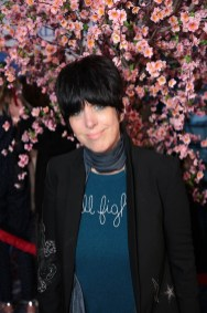 Diane Warren attends The World Premiere of Disney's Mary Poppins Returns at the Dolby Theatre in Hollywood, CA on Wednesday, November 29, 2018 (Photo: Alex J. Berliner/ABImages)