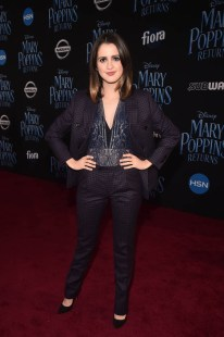 HOLLYWOOD, CA - NOVEMBER 29: Laura Marano attends Disney's 'Mary Poppins Returns' World Premiere at the Dolby Theatre on November 29, 2018 in Hollywood, California. (Photo by Alberto E. Rodriguez/Getty Images for Disney) *** Local Caption *** Laura Marano