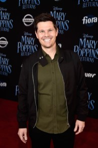 HOLLYWOOD, CA - NOVEMBER 29: Ian Reed Kesler attends Disney's 'Mary Poppins Returns' World Premiere at the Dolby Theatre on November 29, 2018 in Hollywood, California. (Photo by Alberto E. Rodriguez/Getty Images for Disney) *** Local Caption *** Ian Reed Kesler