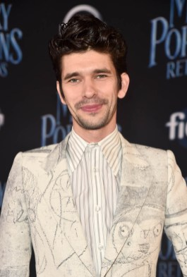 HOLLYWOOD, CA - NOVEMBER 29: Actor Ben Whishaw attends Disney's 'Mary Poppins Returns' World Premiere at the Dolby Theatre on November 29, 2018 in Hollywood, California. (Photo by Alberto E. Rodriguez/Getty Images for Disney) *** Local Caption *** Ben Whishaw
