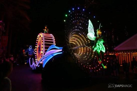 Paint the Night Final Night at Disney California Adventure 2018-10