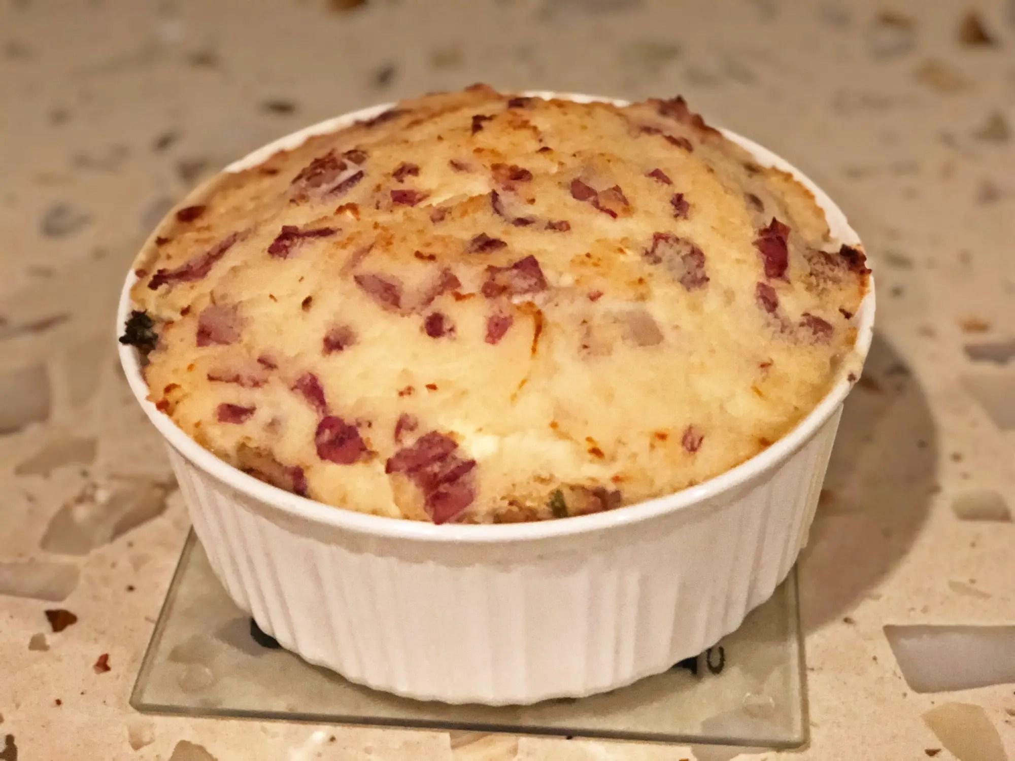 GEEK EATS: Leftover Thanksgiving Meal Shepherd's Pie