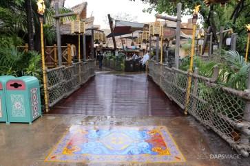 Rainy Day at the Disneyland Resort-100