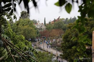 Rainy Day at the Disneyland Resort-120