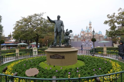 Rainy Day at the Disneyland Resort-24