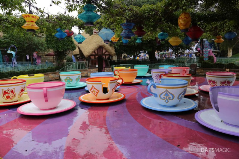 Rainy Day at the Disneyland Resort-30