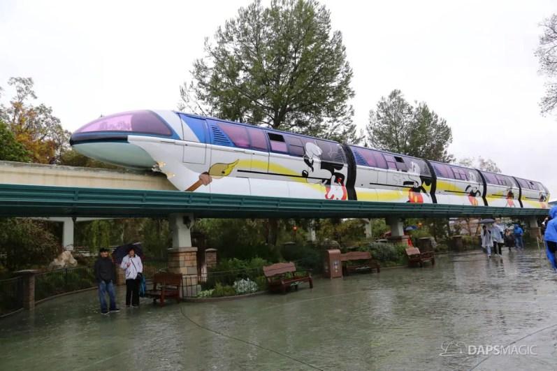 Rainy Day at the Disneyland Resort-38