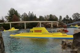 Rainy Day at the Disneyland Resort-42