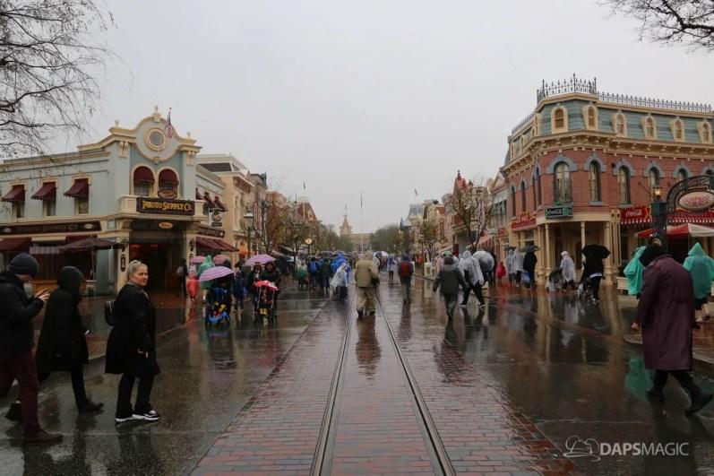 Rainy Day at the Disneyland Resort-49